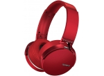 Sony - MDR-XB950BT/R - Over-Ear Headphones