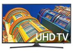 Samsung - UN55KU6300FXZA - 4K Ultra HD TV