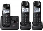 Panasonic - KX-TGL433B - Cordless Phones