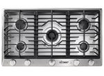Dacor - RNCT365GS/NG - Gas Cooktops