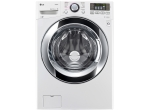 LG - WM3670HWA - Front Load Washing Machines
