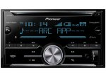 Pioneer - FH-X830BHS - Car Stereos - Double DIN