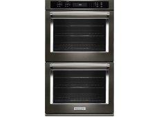 KitchenAid - KODE507EBS - Double Wall Ovens