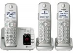 Panasonic - KX-TGE463S - Cordless Phones