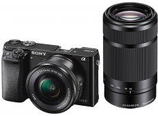 Sony - ILCE-6000Y/B - Digital Cameras