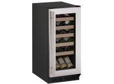 U-Line - U-1215WCS-00B - Wine Refrigerators and Beverage Centers