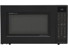 Sharp - SMC1585BB - Built-In Microwaves With Trim Kit