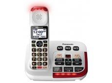 Panasonic - KX-TGM420W - Cordless Phones