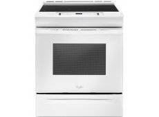 Whirlpool - WEE510S0FW - Slide-In Electric Ranges