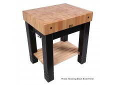 John Boos - CUBB3024AL - Carts & Cutting Boards