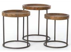 Four Hands - CIMP-6J-BP - Side & End Tables