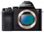 Sony - ILCE7S/B - Digital Cameras