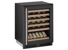 U-Line - U-1224WCB-00B - Wine Refrigerators and Beverage Centers