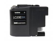 Brother - LC20EBK - Printer Ink & Toner