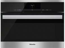 Miele - DGC68001XLSS - Single Wall Ovens