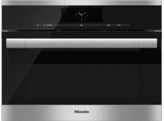 Miele - DGC67051XLSS - Single Wall Ovens