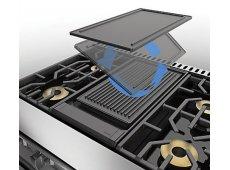 Viking - PQGDVGR2CI - Stove & Range Accessories