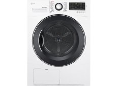 LG - DLEC888W - Electric Dryers