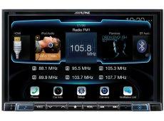 Alpine - X208U - Car Video