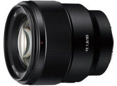 Sony - SEL85F18 - Lenses