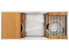 The Galley - IWS-4-S-BA - Kitchen Sinks