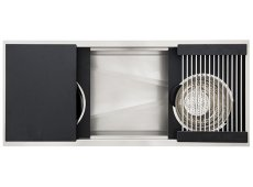 The Galley - IWS-4-S-GT - Kitchen Sinks