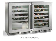Perlick - HP48WO-S-3-4L-4R - Wine Refrigerators and Beverage Centers