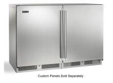 Perlick - HP48WW-S-3-2L-2R - Wine Refrigerators and Beverage Centers
