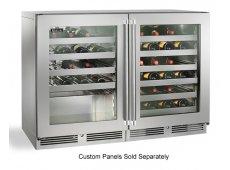 Perlick - HP48WW-S-3-4L-4R - Wine Refrigerators and Beverage Centers