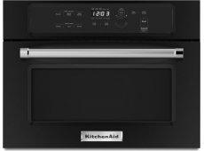 KitchenAid - KMBS104EBL - Built-In Drop Down Microwaves