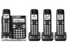 Panasonic - KX-TGF574S - Cordless Phones