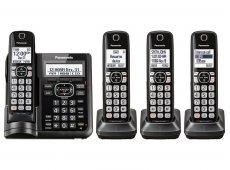 Panasonic - KX-TGF544B - Cordless Phones