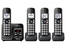 Panasonic - KX-TGD564M - Cordless Phones