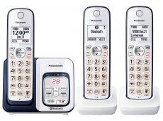 Panasonic - KX-TGD563A - Cordless Phones