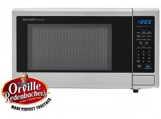 Sharp - SMC1132CS - Countertop Microwaves