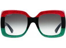 Gucci - GG0083S-001 55 - Sunglasses