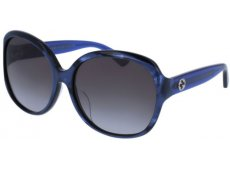 Gucci - GG0080SK-005 61 - Sunglasses