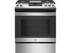 GE - JGSS66SELSS - Slide-In Gas Ranges
