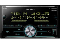 Pioneer - MVH-S600BS - Car Stereos - Double DIN