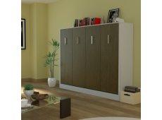 Leto Muro - ALEX10LD-WH-AO - Bed Sets & Frames
