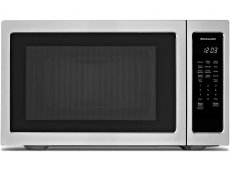 KitchenAid - KMCS3022GSS - Built-In Microwaves With Trim Kit