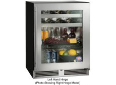 Perlick - HA24BB-3-3L - Wine Refrigerators and Beverage Centers