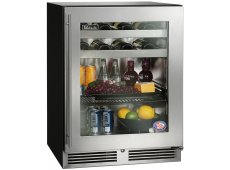 Perlick - HA24BB-3-3R - Wine Refrigerators and Beverage Centers