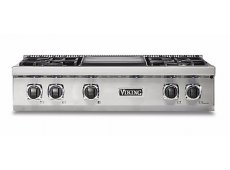 Viking - VRT5364GSS - Rangetops