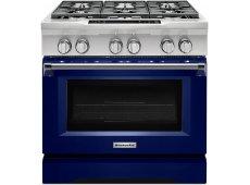 KitchenAid - KDRS467VBU - Dual Fuel Ranges