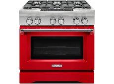 KitchenAid - KDRS467VSD - Dual Fuel Ranges