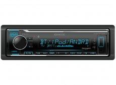 Kenwood - KMM-BT322U - Car Stereos - Single DIN