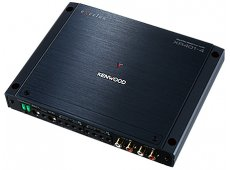 Kenwood - XR401-4 - Car Audio Amplifiers