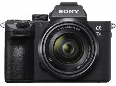 Sony - ILCE-7M3K/B - Digital Cameras