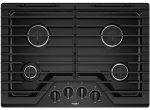Whirlpool - WCG55US0HB - Gas Cooktops